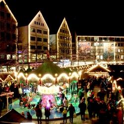 öffnungszeiten Weihnachtsmarkt Pforzheim